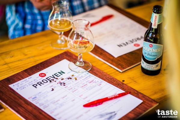 Gulpener Bierbrouwerij proeverij